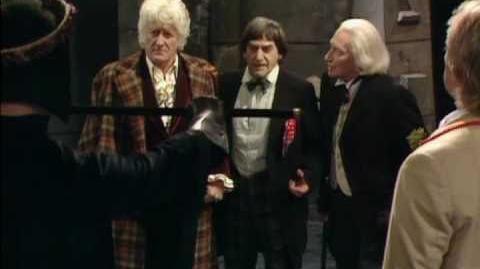 לתור אחר האלמוות - דוקטור הו - חמשת הדוקטורים - BBC