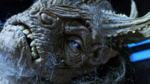 Minotaur close up