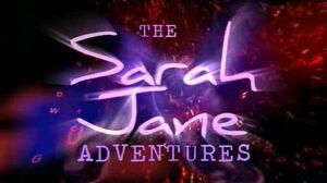Sarah Jane Adventures Logo