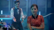 180px-Clara and Eleventh Doctor around TARDIS console Journey to the Centre of the TARDIS