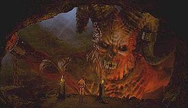 בור השטן