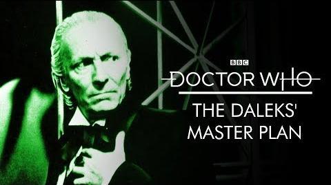 Doctor Who 'The Daleks' Master Plan' - Teaser Trailer-0