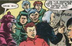 The Hijackers of Thrax