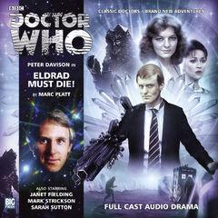 Eldrad Must Die! cover