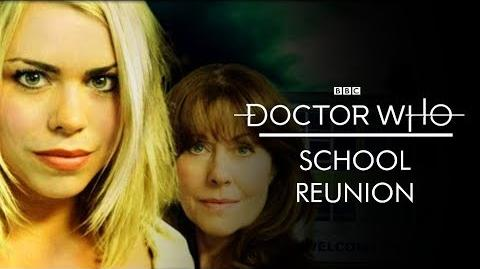 Doctor Who 'School Reunion' - TV Trailer