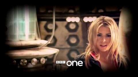 Doctor Who Series One BBC One Trailer - Rose Tyler