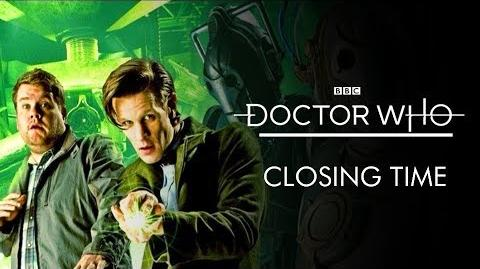 Doctor Who 'Closing Time' - TV Trailer