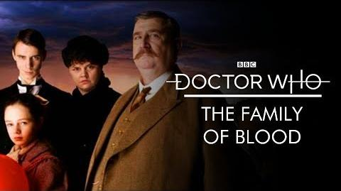 Doctor Who 'The Family of Blood' - TV Trailer