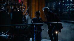 Duodécimo Doctor con pequeño Grant