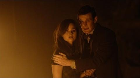 *SPOILERS* The Final Moments of The Name of the Doctor - Doctor Who Series 7 Part 2 (2013) - BBC One