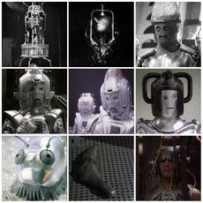 CollageКиберлюди-вселеннаяДоктора