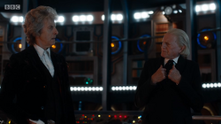 Los Doctores en la TARDIS del Duodécimo - Twice Upon a Time