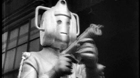 Cybermen Ambush The Invasion Doctor Who BBC