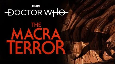 Coming Soon The Macra Terror Doctor Who