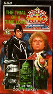 Trial of a time lord case uk vhs