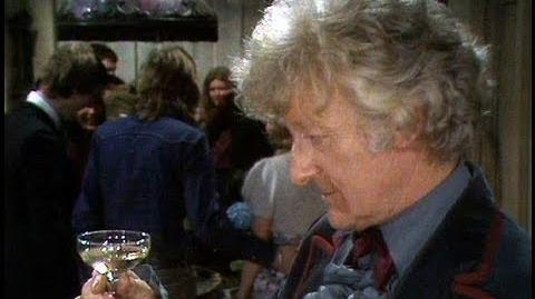 A Farewell to Jo The Green Death Doctor Who