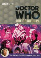 Arc of infinity uk dvd