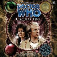 Circular Time cover