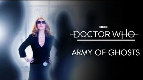 Doctor Who 'Army of Ghosts' - TV Trailer