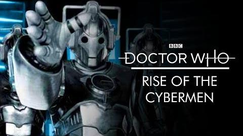 Doctor Who 'Rise of the Cybermen' - TV Trailer