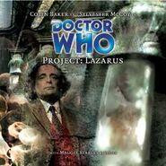 Project Lazarus SMcCoy cover