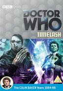 Timelash DVD Cover