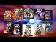 Listen! Doctor Who Audiobooks Ft. David Tennant, Matt Smith and Many More...