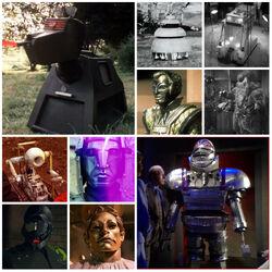 Collage-robots