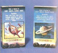 Cadet sweets box