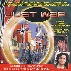 Just War audio cover