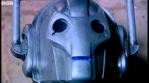 Cybermen Autopsy - Doctor Who - The Age of Steel - BBC