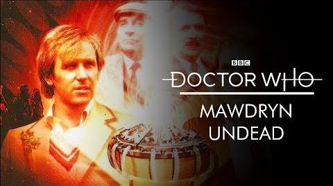 Doctor Who 'Mawdryn Undead' - Teaser Trailer
