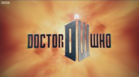 Eleventh Doctor Titles Version 1 - Doctor Who - BBC