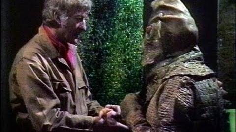 A Home for the Silurians Doctor Who The Silurians BBC