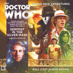 Bfpdwcd236 serpent in the silver mask cd dps1 cover