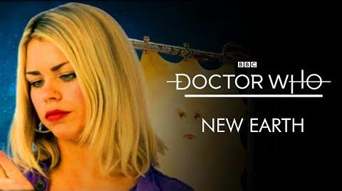Doctor Who 'New Earth' - TV Trailer