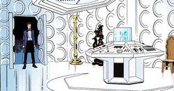 11 in 1's TARDIS
