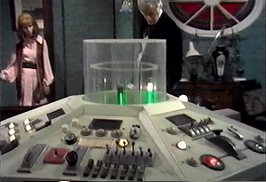 Pertwee-console