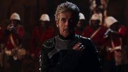 El Duodécimo Doctor saluda a Iraxxa