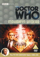 Mawdryn undead uk dvd