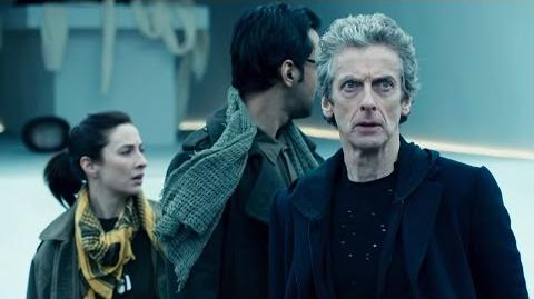 Before The Flood Trailer Series 9 Episode 4 Doctor Who BBC