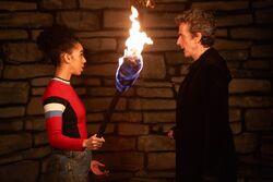 Bill se reune con el Doctor