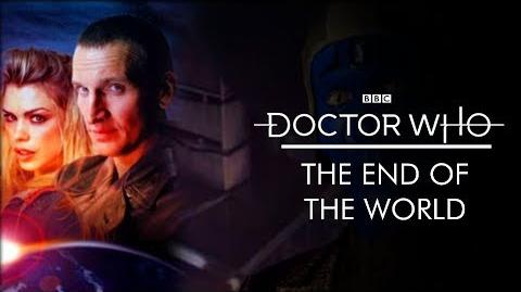 Doctor Who 'The End of the World' - TV Trailer
