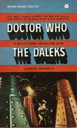 Doctor Who and the Daleks Avon Books