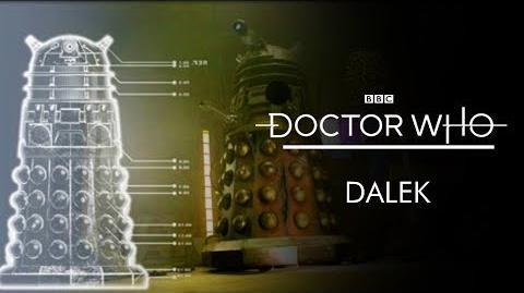 Doctor Who 'Dalek' - TV Trailer