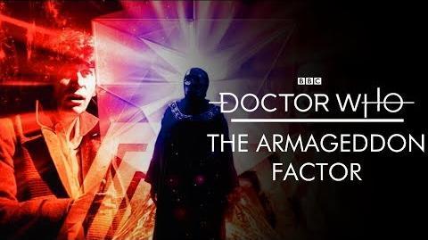 Doctor Who 'The Armageddon Factor' - Teaser Trailer