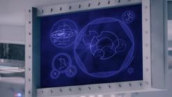 Hell Bent TARDIS monitor