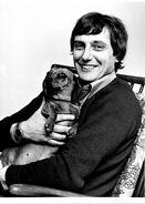 Paul Darrow 1970s