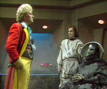 El Doctor frente al Borad