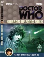 Horror of Fang Rock DVD Cover